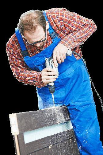 Reparaturen an Fenstern und Türen in Oberhausen